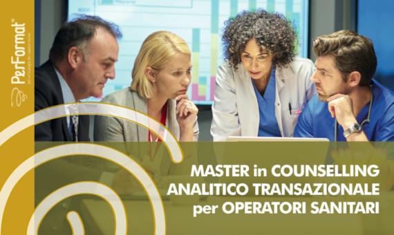 Master in Counselling per Operatori Sanitari